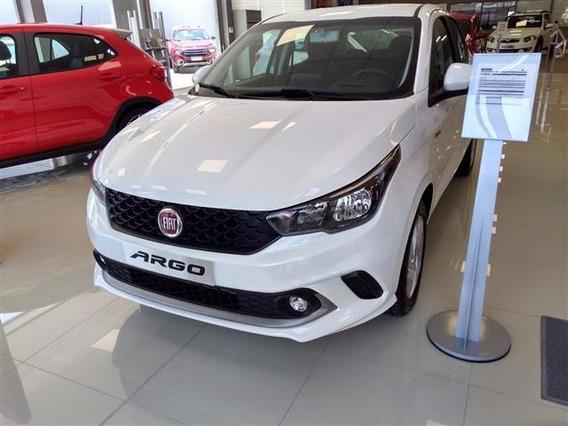 Fiat Argo Retira Con $50.000 Y El Resto En Cuotas L