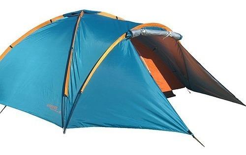 Imagen 1 de 6 de Carpa 6 Personas Spinit Adventure Camping Carpa Familiar