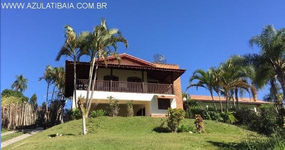 Chácara Em Condomínio, Local Tranquilo, 1938,00m² De Terreno - Ch03420 - 32664036