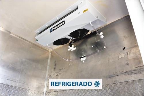 Iveco 2021 Daily 35.150 Chassi + Baú Refrigerado -5ºc (9a16)