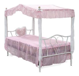 Cama Infantil Con Dosel Niñas Sleep Mart