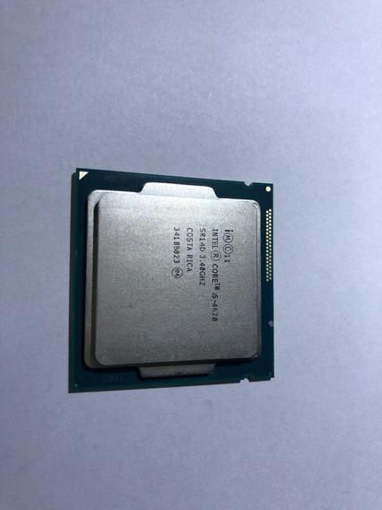 Processador Intel Core I5 4670 Socket 1150 3,4ghz