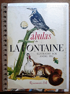 Fábulas De La Fontaine Editorial Renacimiento 1959
