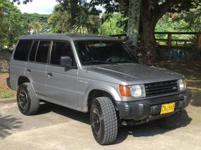 Mitsubishi Montero Sr Wagon At Pajero