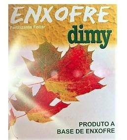 Enxofre Dimy 300 Gr Cada + Brinde + Frete Grátis