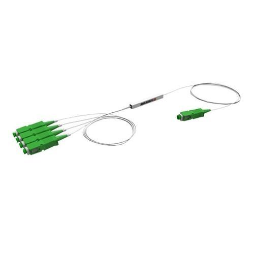 Splitter 1x4 Óptico Conectorizado Sc/apc-balance 03 Unidades