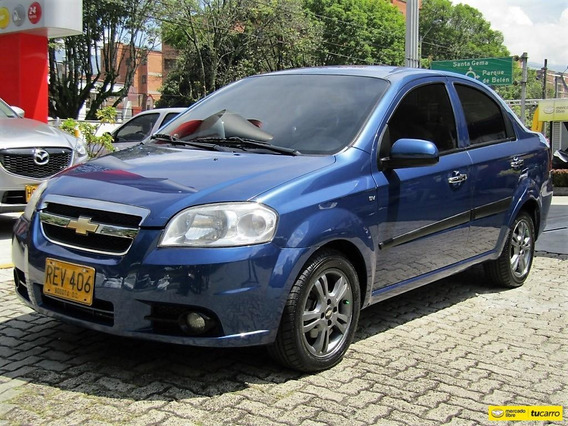 Chevrolet Aveo Emotion 1.6 Aut