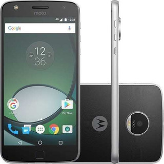 Smartphone Moto Z Play Xt1635-3 64gb Preto + Nota Fiscal