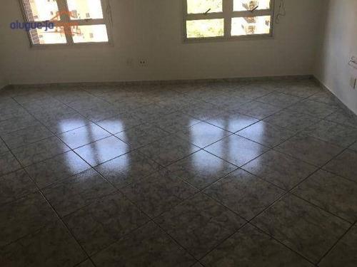 Sala, 32 M² - Venda Por R$ 340.000,00 Ou Aluguel Por R$ 1.200,00/mês - Jardim Aquarius - São José Dos Campos/sp - Sa0691