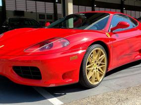 Ferrari F360 3.6 F1 Modena V8 40v Gasolina 2p Automático