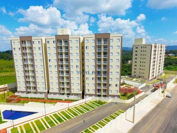 Apartamento Residencial À Venda, Jardim Europa, Vargem Grande Paulista. - Ap0042