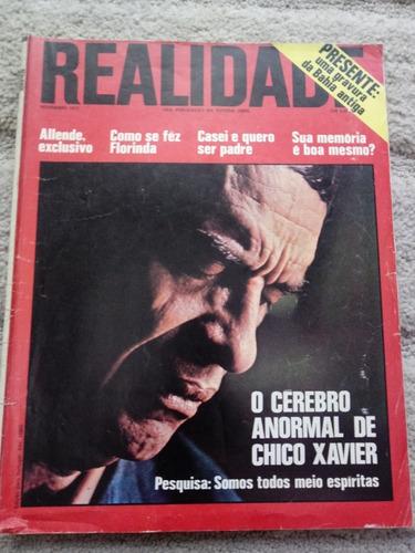Revista Realidade Nº 68 -de 1971 . Politica Prop. Sumario