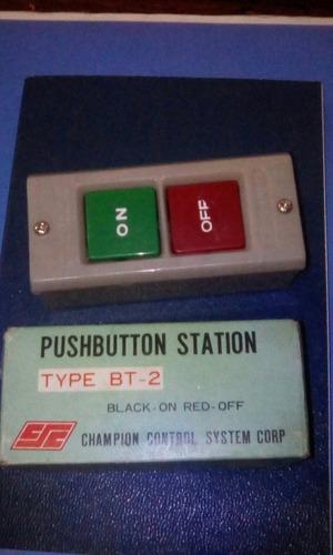 Pulsador Electrónico 220v