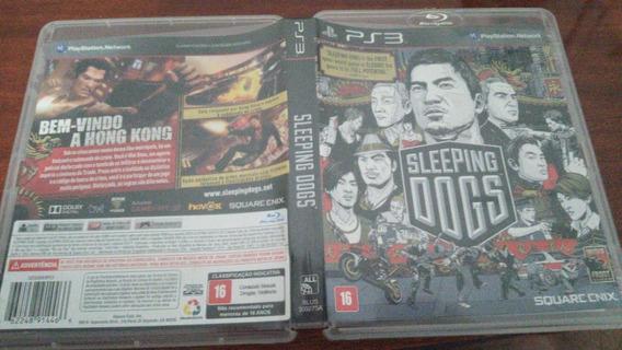 Sleeping Dogs Usado Play3 Ss1##