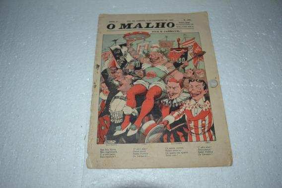 Revista O Malho Ano 1907
