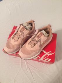 Tenis Feminino Rosa Coca-cola