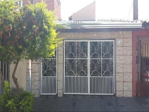 Casa À Venda No Parque São Bento -sorocaba/sp - Ca07732 - 3158322