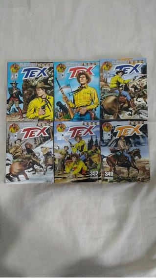 Tex Platinum 1 A 12 - Excelente Estado