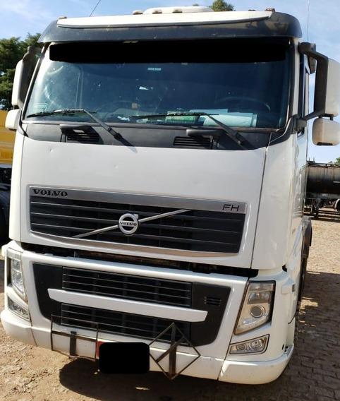 Volvo Fh 460 6x2 Ishift Automatico Completo C/ Ar