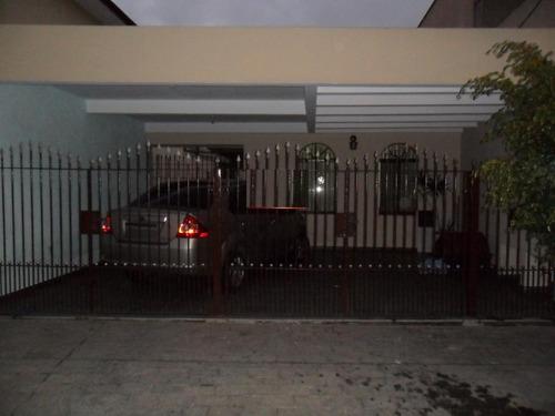 Imagem 1 de 3 de Casa Residencial À Venda, Moóca, São Paulo. - Ca0200