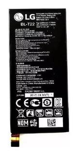 Batería Pila LG Zero Bl-t22 Blt22 H650 F620 Ls675 2050 Mah