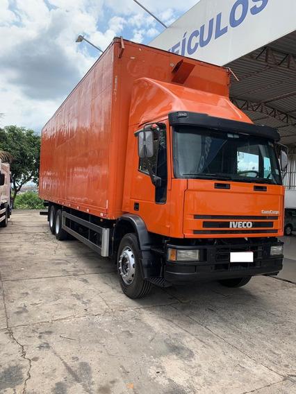 Caminhão Baú Iveco Eurocargo 2011/2011