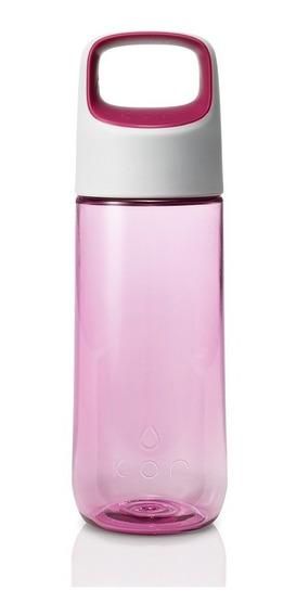 Botella Reutilizable Bpa Free 500 Ml Pura Kor Aura Tapa Rosca | Zero Waste | Hidratación Sustentable