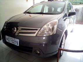 Nissan Grand Livina 1.8 Sl Flexfuel 7p