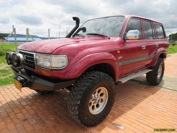 Toyota Burbuja Vx 4x4 4500cc Mt Aa