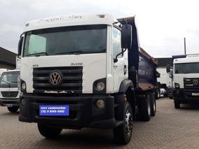 Vw 31.330 6x4 2012 Basculante = Scania Iveco Volvo Mercedes