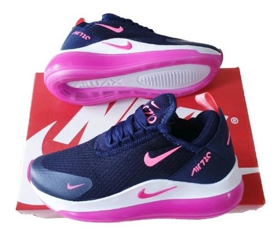 Tenis Nike Mujer Lindas Zapatillas Dama Promocion