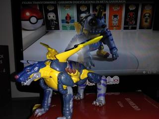Digimon Gabumon Metalgarurumon Digivolving Spirits 1999