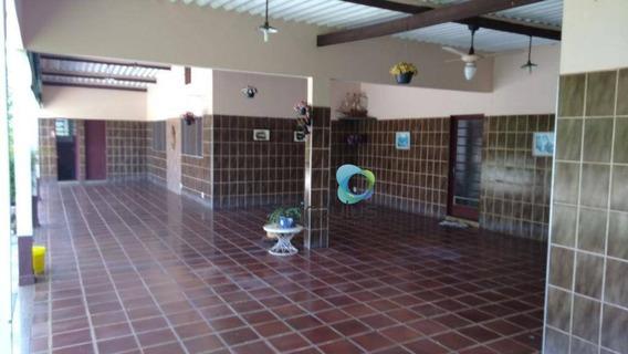 Chácara Residencial À Venda, Condomínio Estância Beira Rio, Jardinópolis. - Ch0006