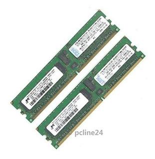 Ibm 38l6043 Ibm 2gb (1x2mb) Pc2-5300 Cl5 Ecc Ddr2 667mhz Sd