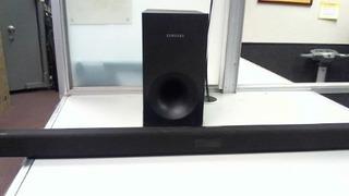 Barra De Sonido Samsung Con Subwoofer