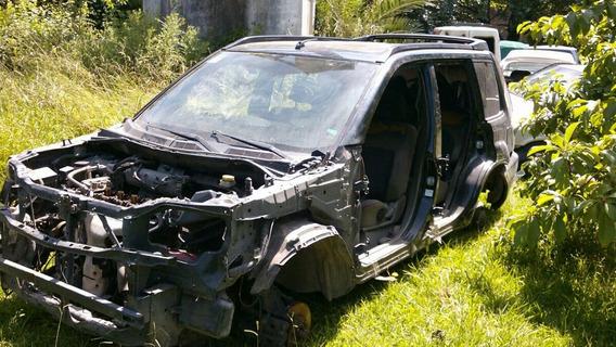 Nissan 356x Trialchocado No Con Faltantes Baja 04 Alta Motor