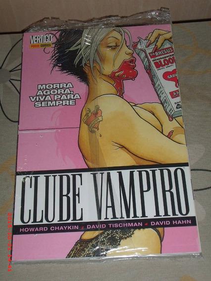 Clube Vampiro - Morra Agora, Viva Para Sempre