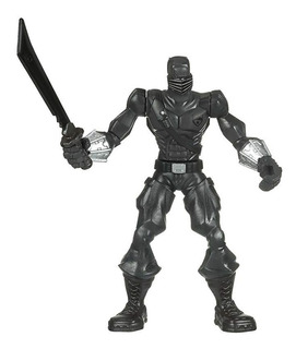 Muñeco G.i.joe Action Battlers Snake Eyes Envio Gratis Caba