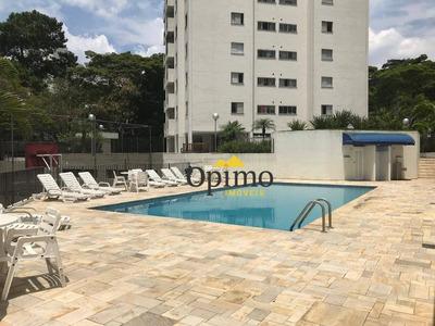 Apartamento Com 3 Dormitórios À Venda, 78 M² Por R$ 500.000 - Vila Sofia - São Paulo/sp - Ap1981