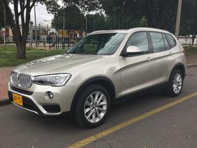 Bmw X3 Xdrive 30d 2017 Unico Dueño