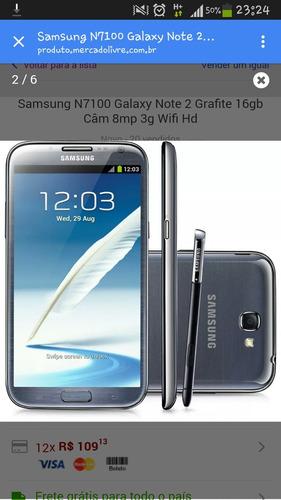 Galaxy Note Ll Sem Garantia