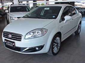 Fiat Linea Absolute Dualogic 1.8 16v Flex