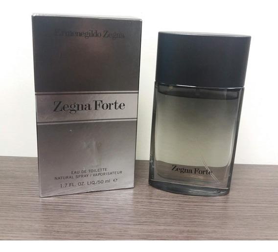Perfume Importado Zegna Forte Edt 47ml