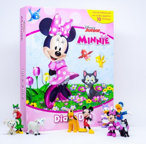 Imagem 1 de 6 de Minnie - Dia A Dia - 10 Miniaturas