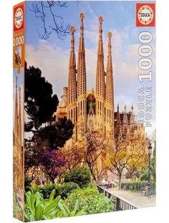Puzzle Sagrada Familia - 1000 Piezas Educa