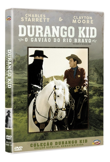 Durango Kid - O Gavião Do Rio Bravo- Lacrado - Classicline
