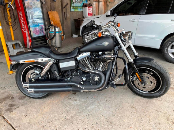 Vendo- Permuto Harley Davidson Fat Bob 2011