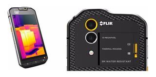 Kit C/2 Celular Smartphone Caterpillar S60 Com Câm Térmica