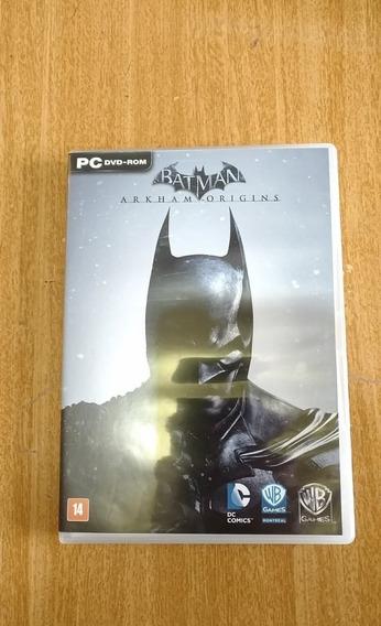 Game De Pc Batman Origins