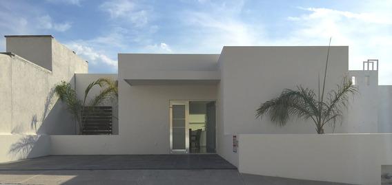 Querétaro-arboledas-renta-casa-vista Wow-la Vida En Rosa